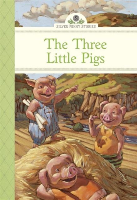 Three Little Pigs the big bad wolf
