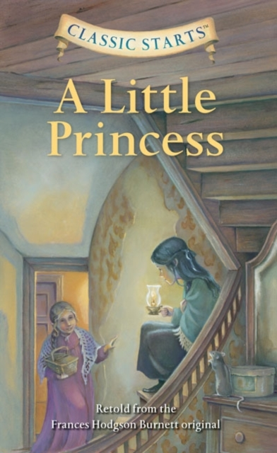 Classic Starts: A Little Princess футболка стрэйч printio once upon a time in america однажды в америке