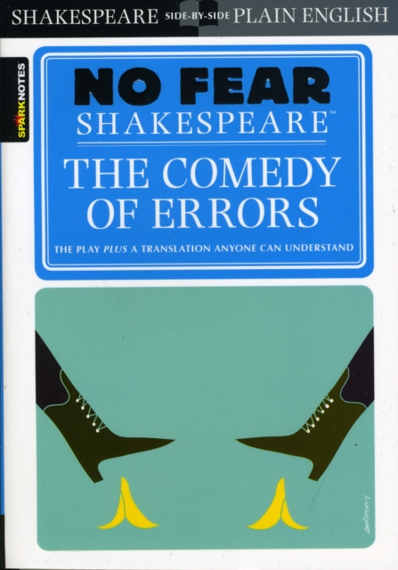 Comedy of Errors human comedy the