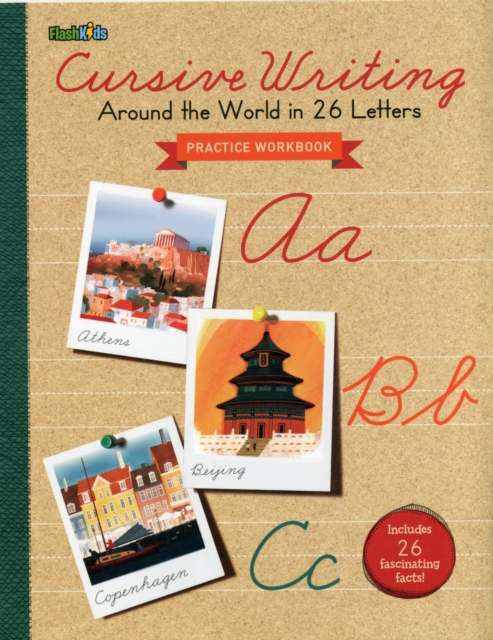 Cursive Writing travels of the zephyr journey around the world