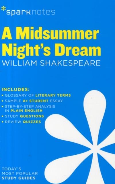 Midsummer Nights Dream by William Shakespeare midsummer magic