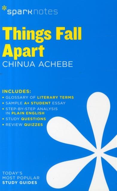Things Fall Apart by Chinua Achebe things fall apart