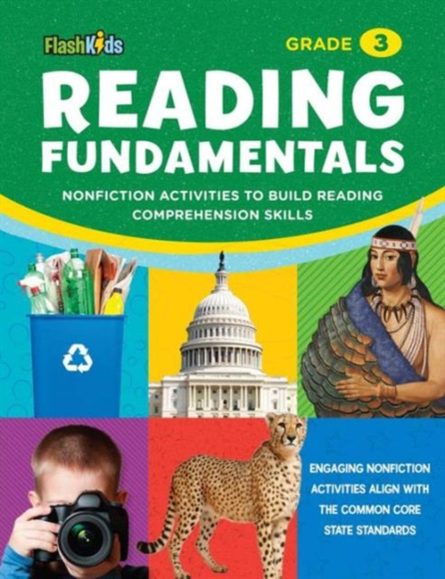 Reading Fundamentals: Grade 3 driscoll l cambridge english skills real reading 3 with answers