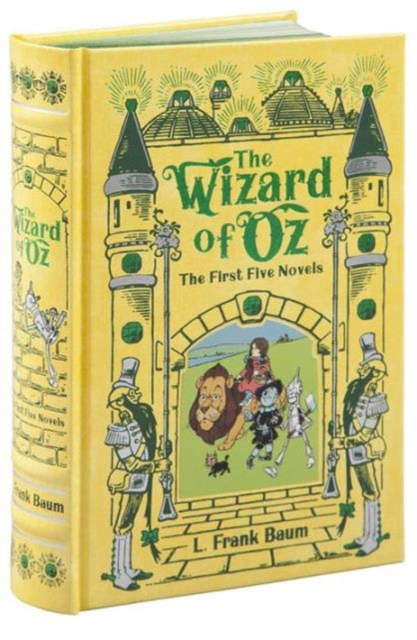 Wizard of Oz: The First Five Novels the wonderful wizard of oz