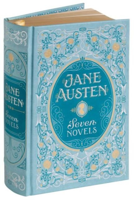 Jane Austen: Seven Novels austen j sense and sensibility level 2 cd