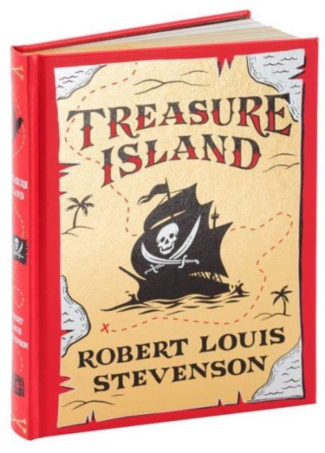 Treasure Island buccaneer