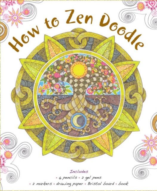 How to Zen Doodle sense and sensibility