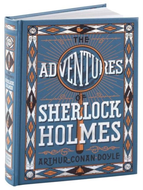 Adventures of Sherlock Holmes a study in scarlet and the adventures of sherlock holmes