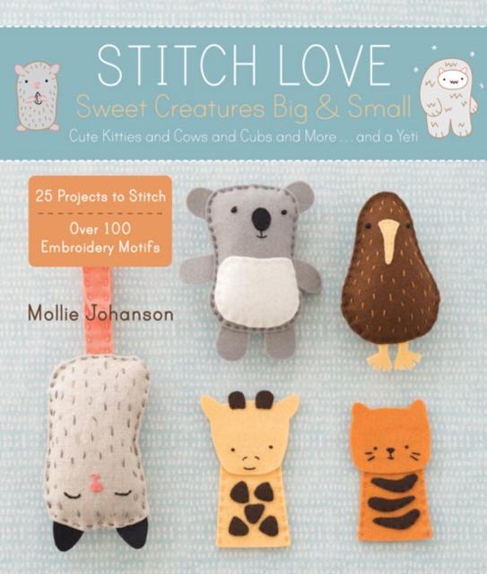 Stitch Love: Sweet Creatures Big & Small игровые наборы tomy britains big farm фермерский прицеп со свинками