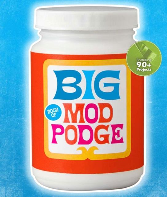 Big Book of Mod Podge the usborne big book of big monsters