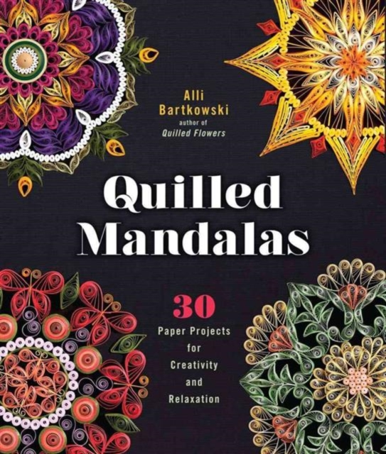 Quilled Mandalas quilled mandalas