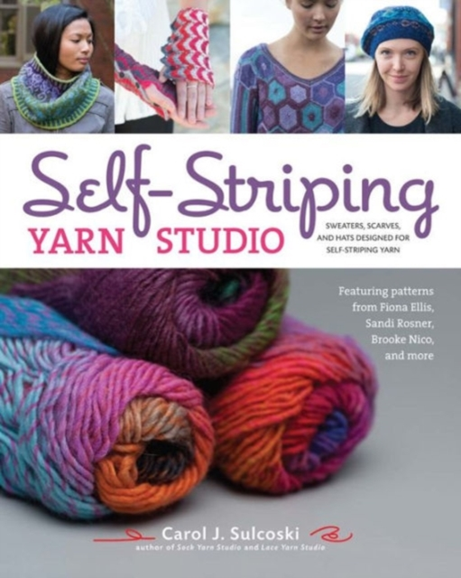 Self-Striping Yarn Studio self knowledge