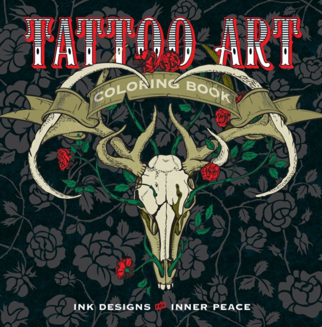 Tattoo Art Coloring Book fantastic cities a coloring book of amazing places real and imagined