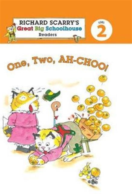 Richard Scarrys Readers (Level 2): One, Two, AH-CHOO! ютуб one two