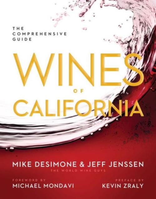Wines of California a natural history of california paper
