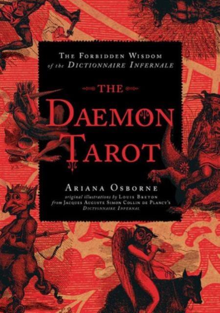 Daemon Tarot the classic tarot карты