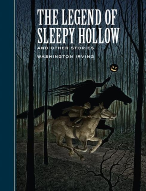Legend of Sleepy Hollow and Other Stories пледы sleepy sleepy classic new year moose