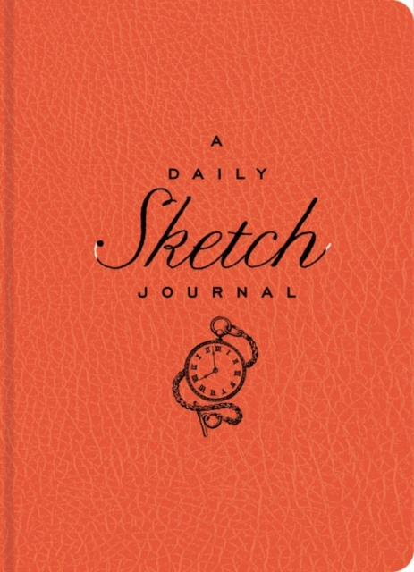 A Daily Sketch Journal (Red) a5 365 planner notebook daily happy weekly monthly planner agenda organizer day plan notebooks journal diary stationery 2018