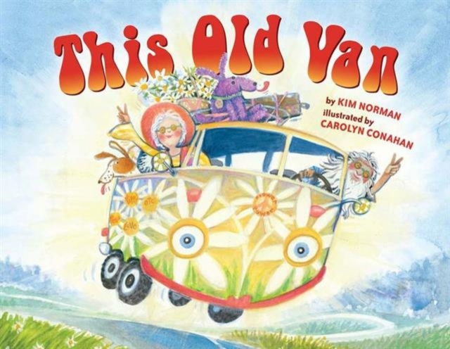 This Old Van moving targets take this ride