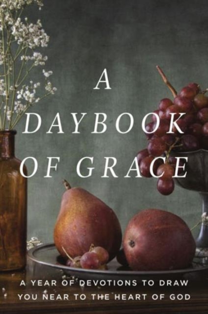 Daybook of Grace grace and the preacher