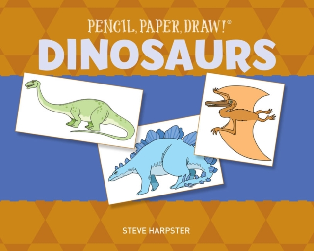 Pencil, Paper, Draw!: Dinosaurs kitrlp74002unv55400 value kit roselle paper co premium sulphite construction paper rlp74002 and universal economy woodcase pencil unv55400