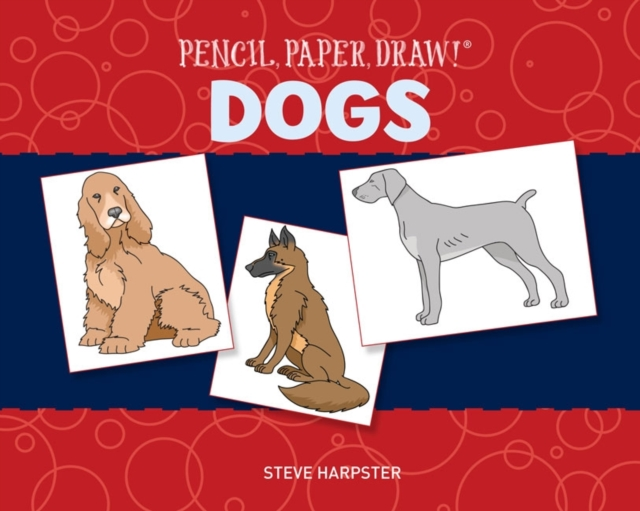Pencil, Paper, Draw!: Dogs kitrlp74002unv55400 value kit roselle paper co premium sulphite construction paper rlp74002 and universal economy woodcase pencil unv55400
