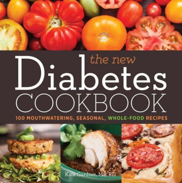 New Diabetes Cookbook like bug juice on a burger