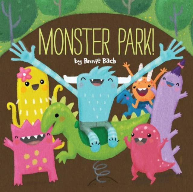 Monster Park! comings and goings at parrot park