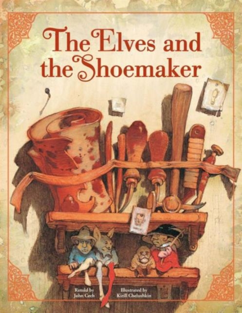 Elves and the Shoemaker who were the brothers grimm