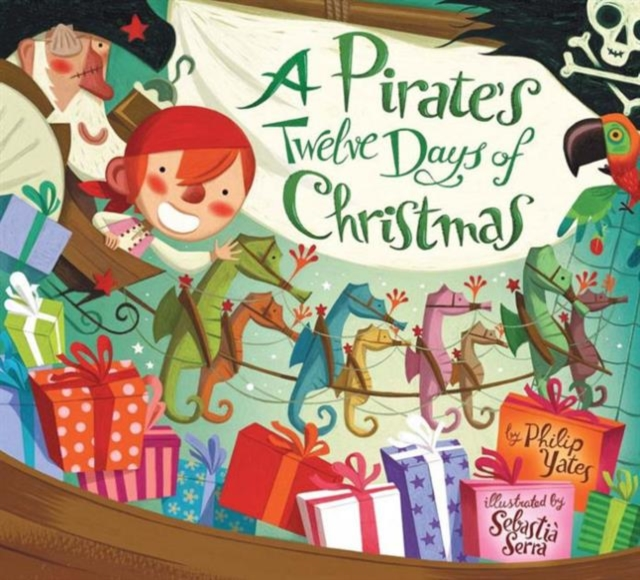 Pirates Twelve Days of Christmas