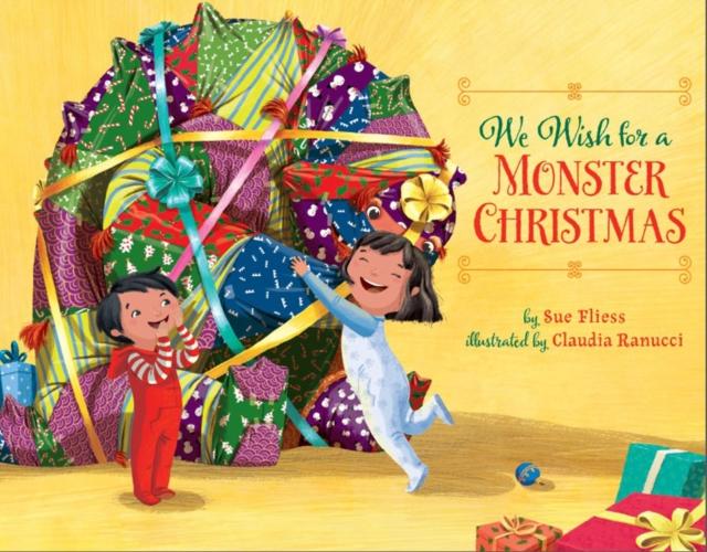 We Wish for a Monster Christmas a christmas carol and other christmas writings