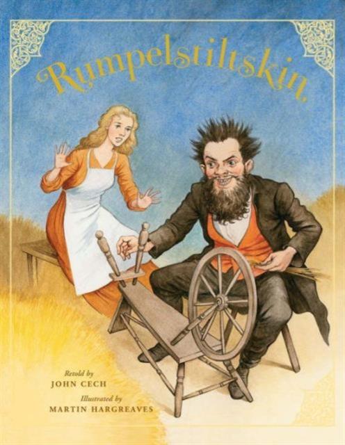 Rumpelstiltskin the cart that carried martin