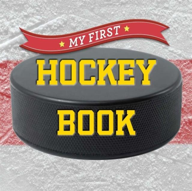 My First Hockey Book