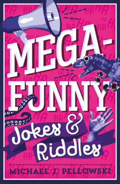 Mega-Funny Jokes & Riddles laugh out loud holiday jokes for kids