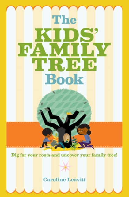Kids Family Tree Book planning the family in india
