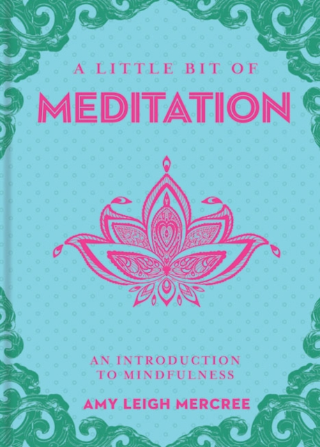 Little Bit of Meditation a practical treatise on massage its history mode of application and effects