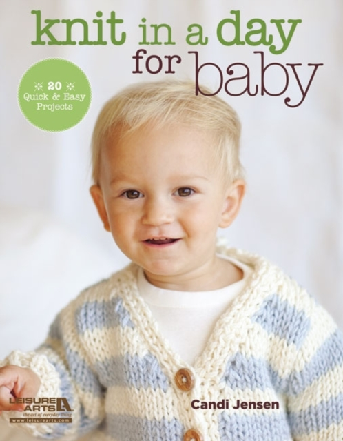 Knit in a Day for Baby link for tractor parts or other items not found in the store covers the items as agreed