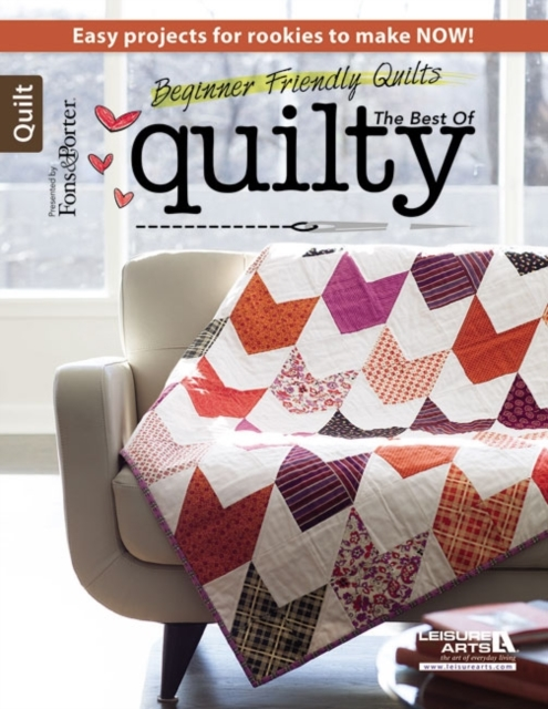 Beginner-Friendly Quilts the giving quilt