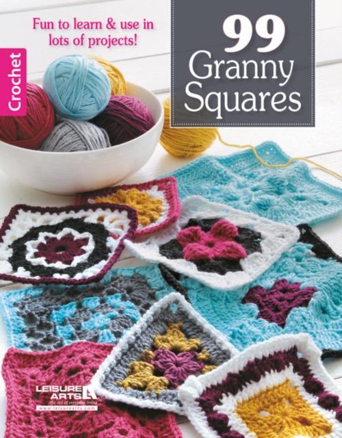 99 Granny Squares my granny