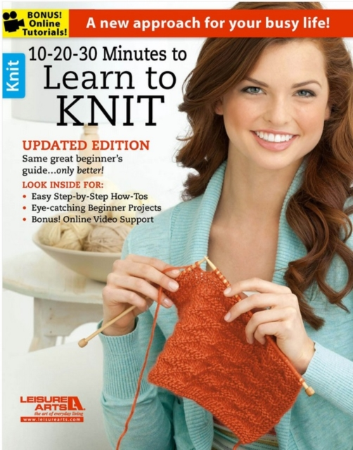 10-20-30 Minutes to Learn to Knit valeriy zhiglov learning telepathy in 10 minutes