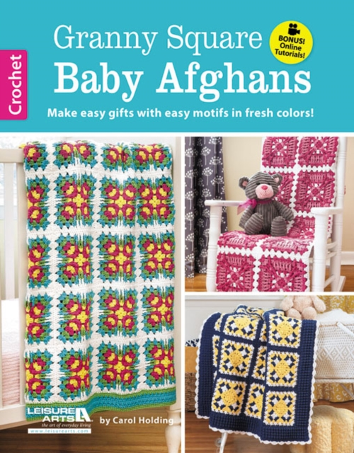 Granny Square Baby Afghans baby afghans