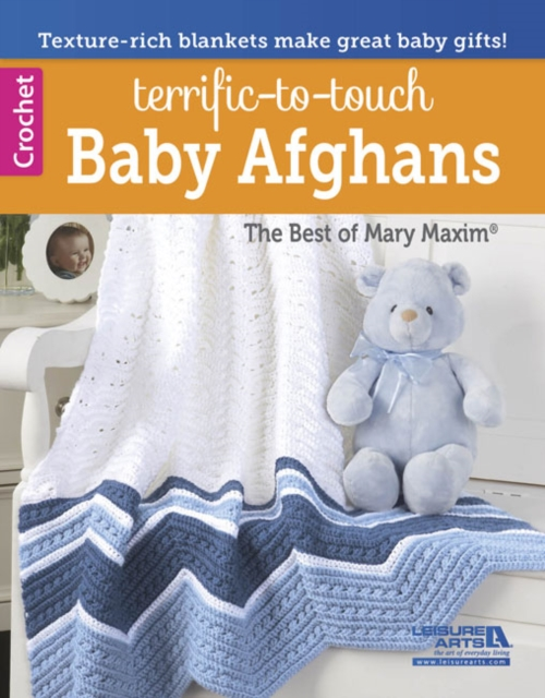 Terrific-to-Touch Baby Afghans baby afghans