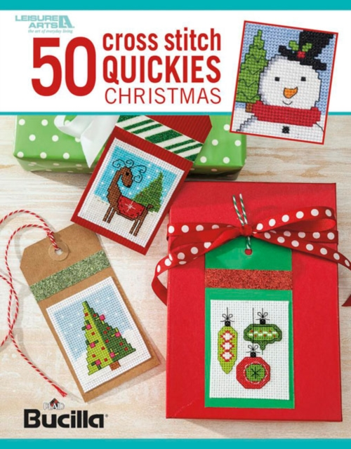 50 Cross Stitch Quickies Christmas 30pcs in one postcard take a walk on the go dubai arab emirates christmas postcards greeting birthday message cards 10 2x14 2cm