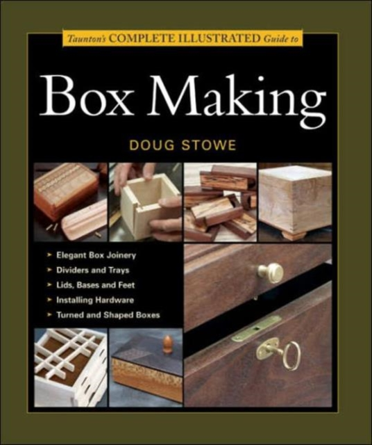Tauntons Complete Illustrated Guide to Box Making the american spectrum encyclopedia the new illustrated home reference guide