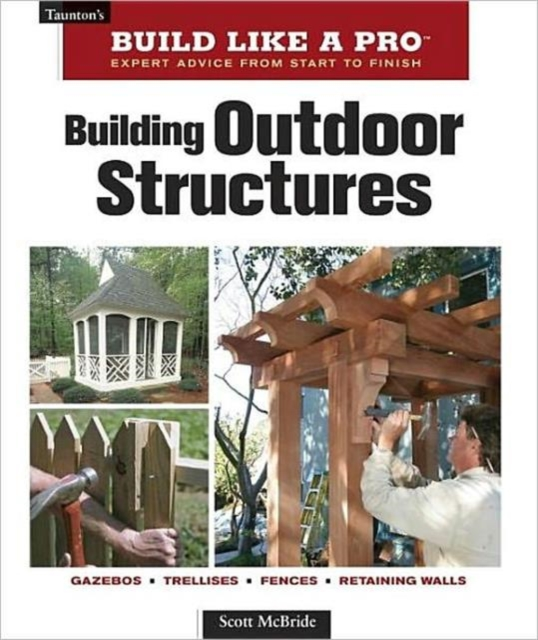 Building Outdoor Structures raised from the ground