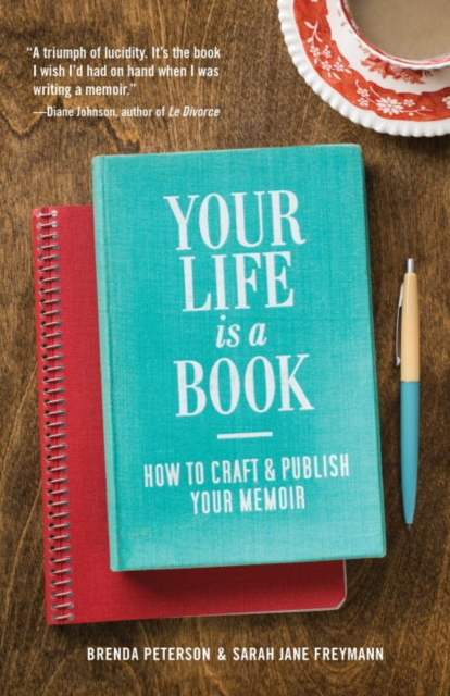 Your Life is a Book daughter of heaven a memoir with earthly recipes