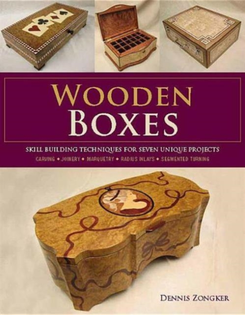 Wooden Boxes woodwork a step by step photographic guide to successful woodworking