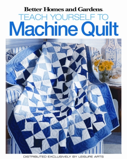 Better Homes and Gardens Teach Yourself to Machine-Quilt about you кардиган