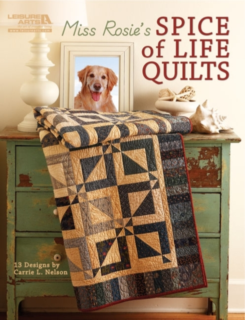 Miss Rosies Spice of Life Quilts