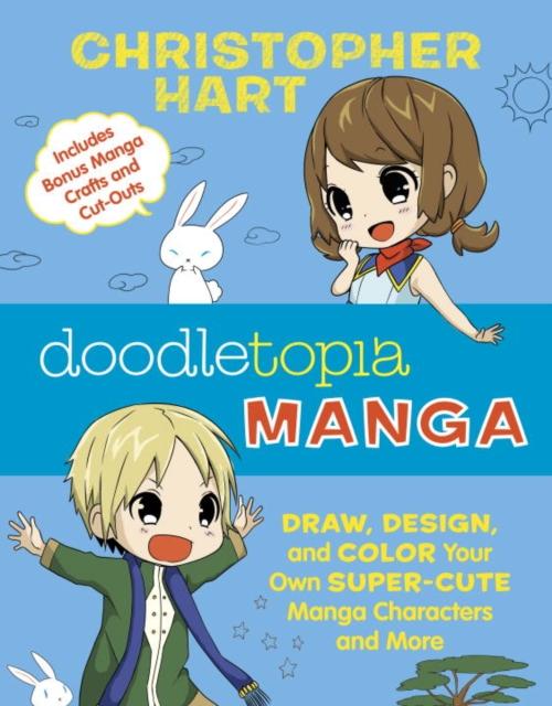 Doodletopia: Manga